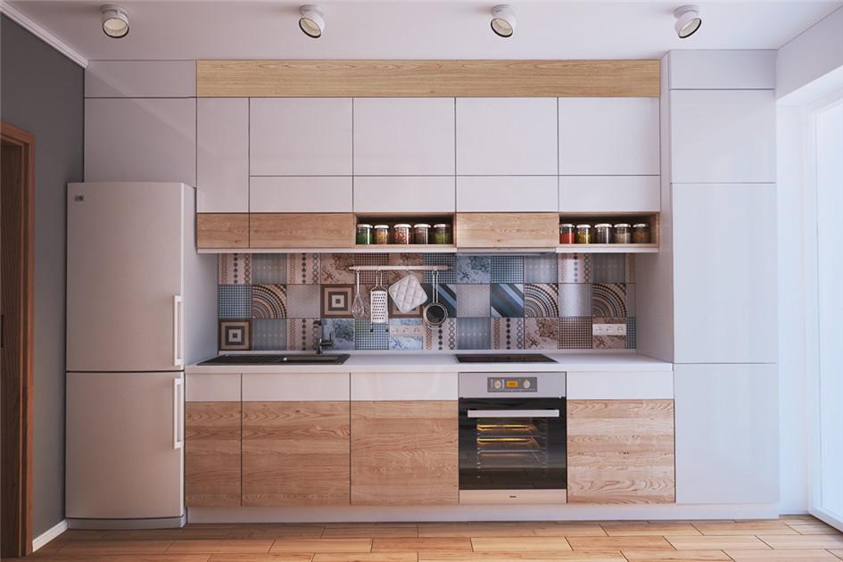 二手房翻新厨房