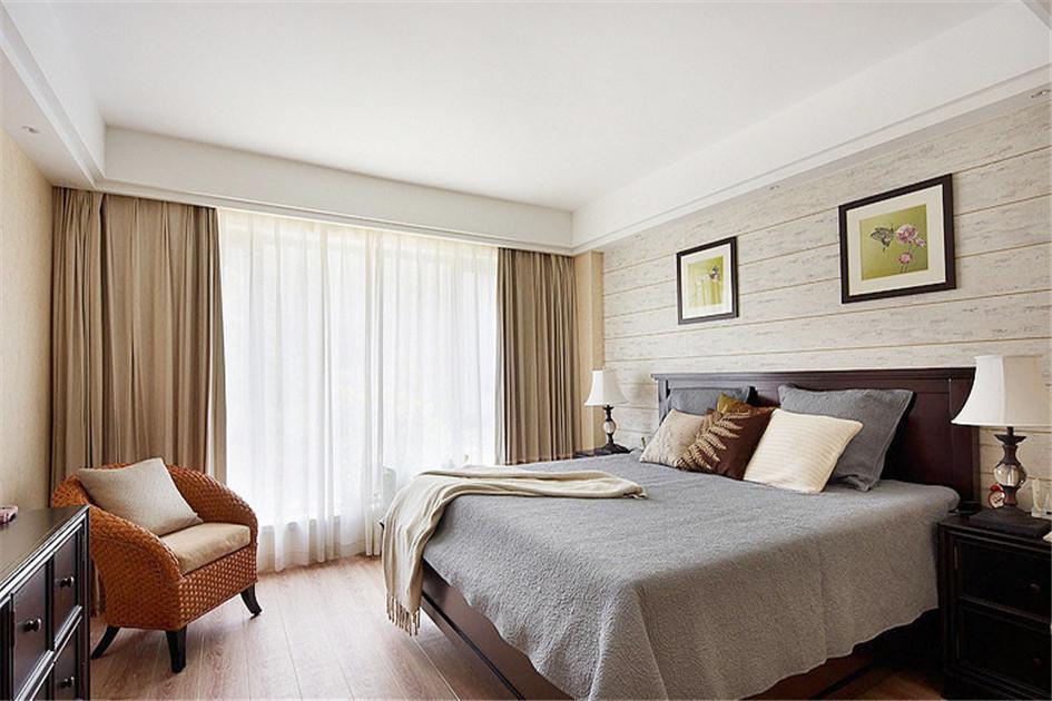 卧室软装搭配