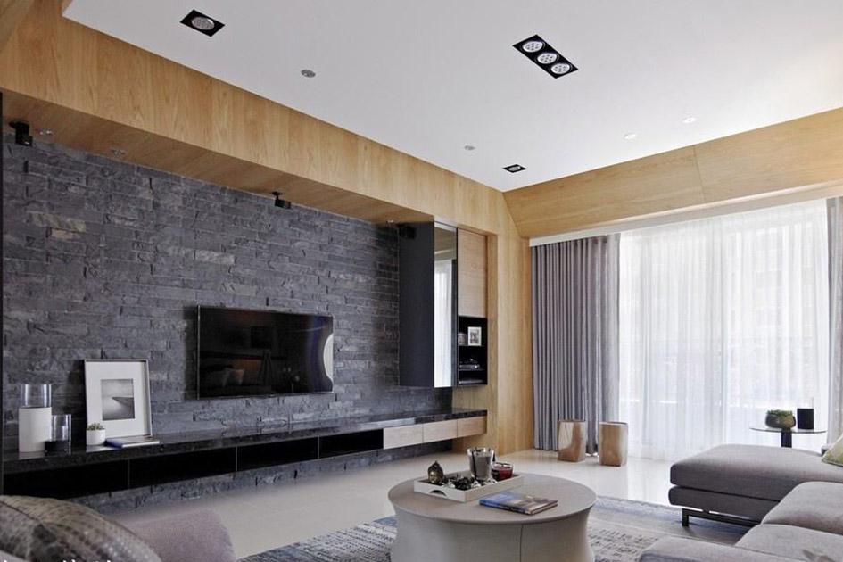 电视背景墙怎么设计