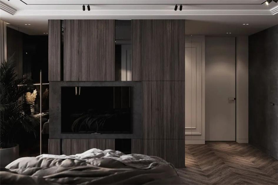卧室怎么做隔断