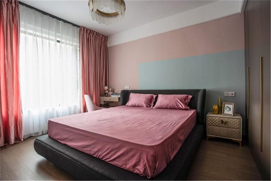 卧室墙什么颜色好看