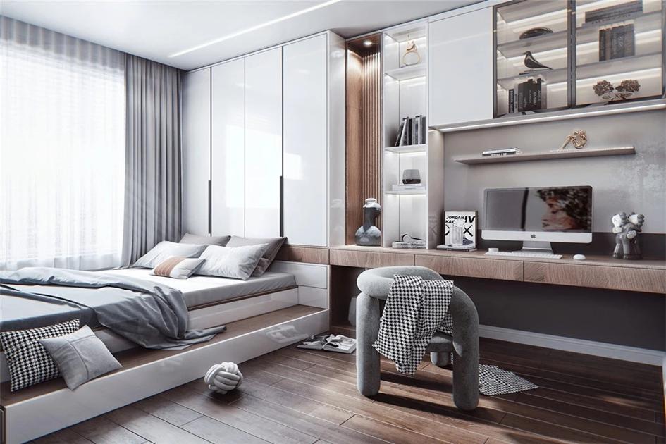 榻榻米卧室有哪些风格