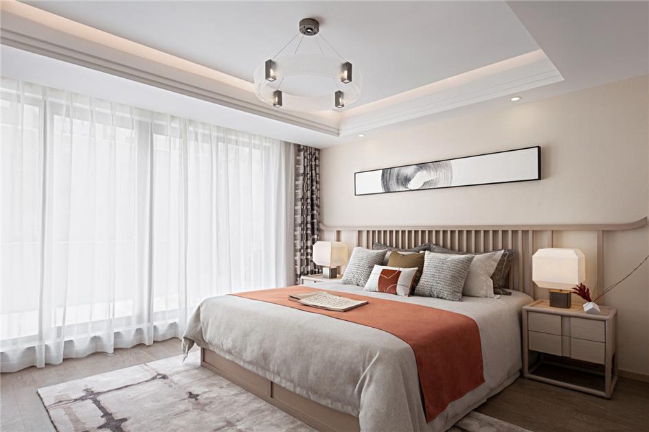 韩式卧室装修