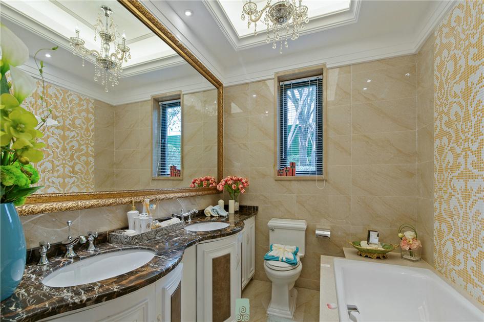 洗手间装修设计