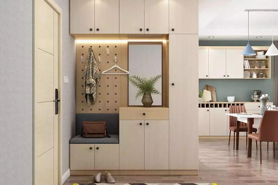 玄关柜设计