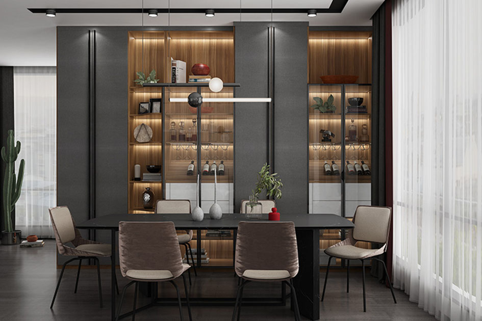 餐边柜设计