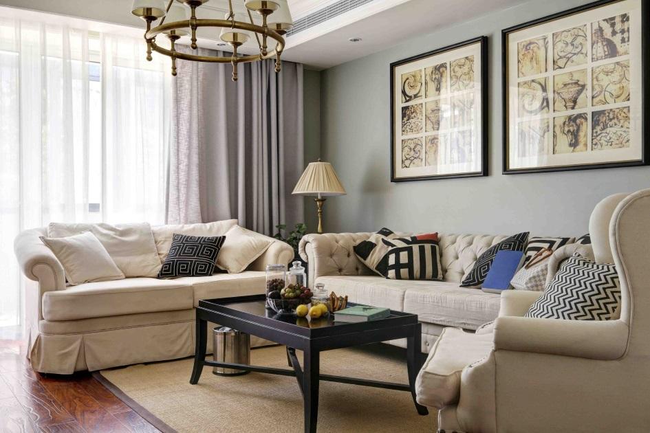 客厅油漆颜色