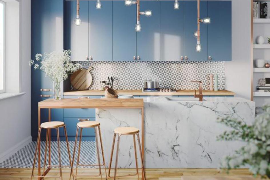 开放式厨房如何设计