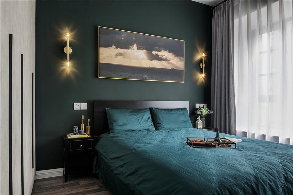 卧室颜色搭配