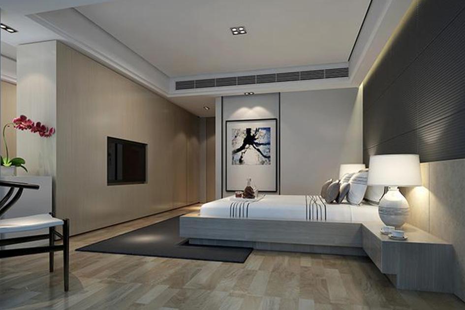 卧室的家具摆放
