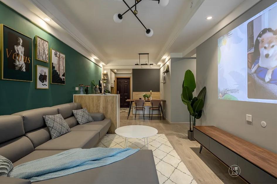 客厅的设计