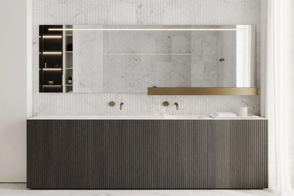 卫生间墙面用什么瓷砖