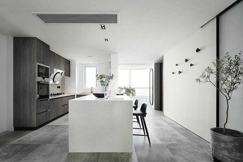 厨房隔断设计