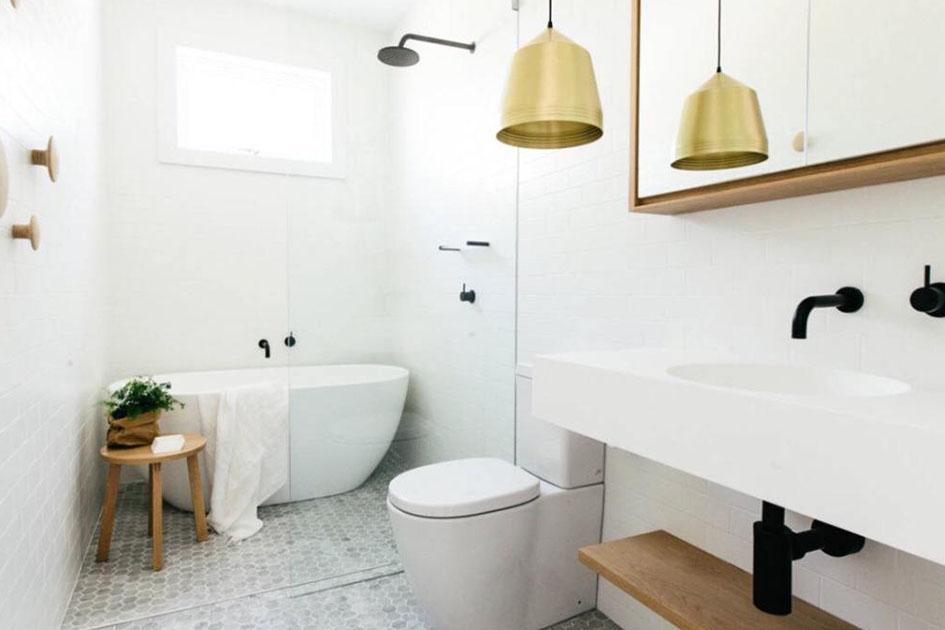 卫生间墙砖贴多高