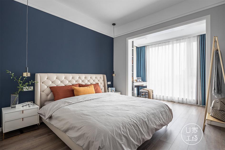 卧室装修什么颜色好