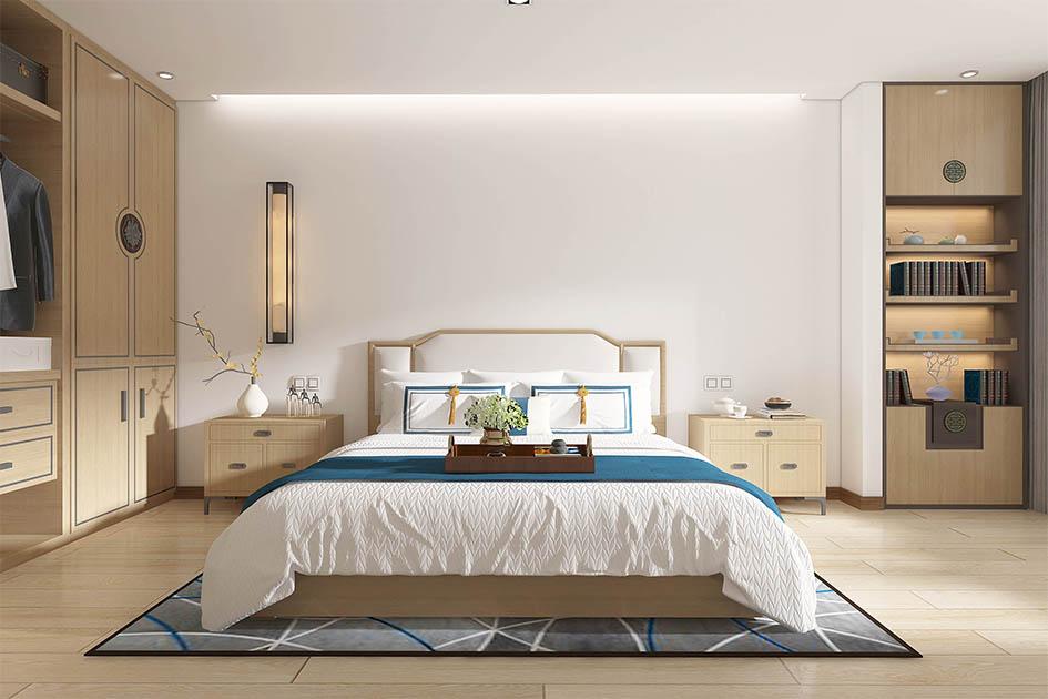卧室墙面颜色设计