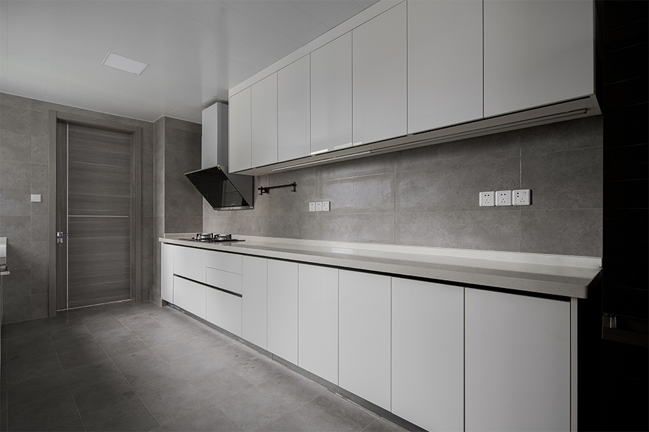 小厨房效果图