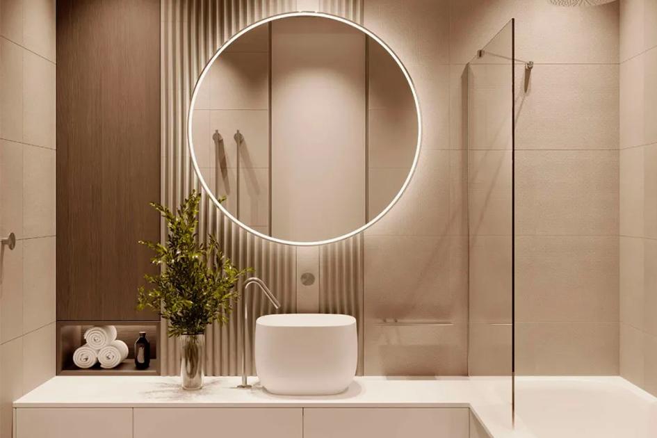 卫生间瓷砖搭配