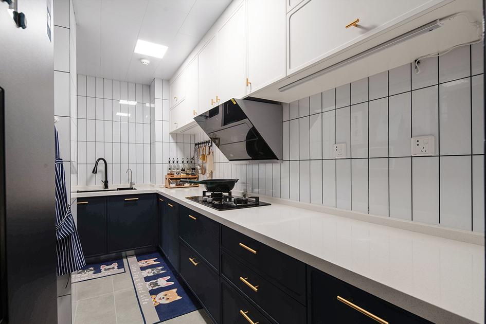 厨房瓷砖颜色