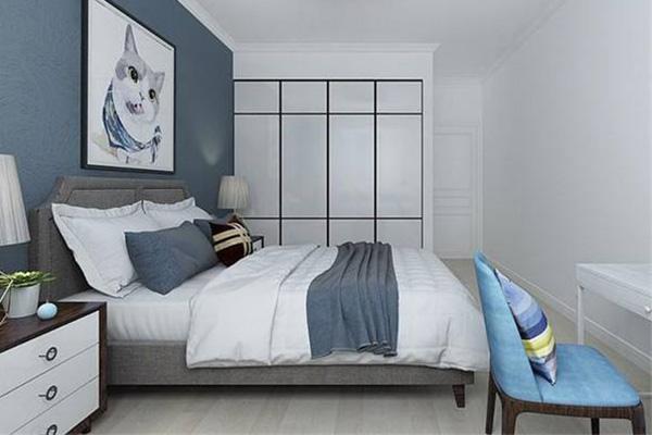 卧室装修墙面颜色