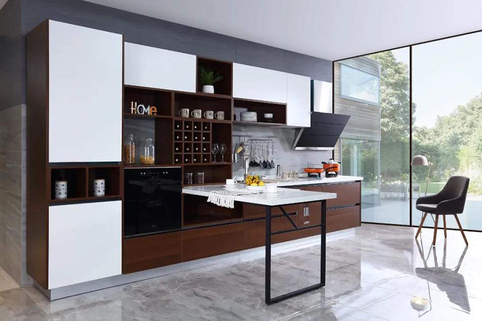 如何装修厨房最省钱