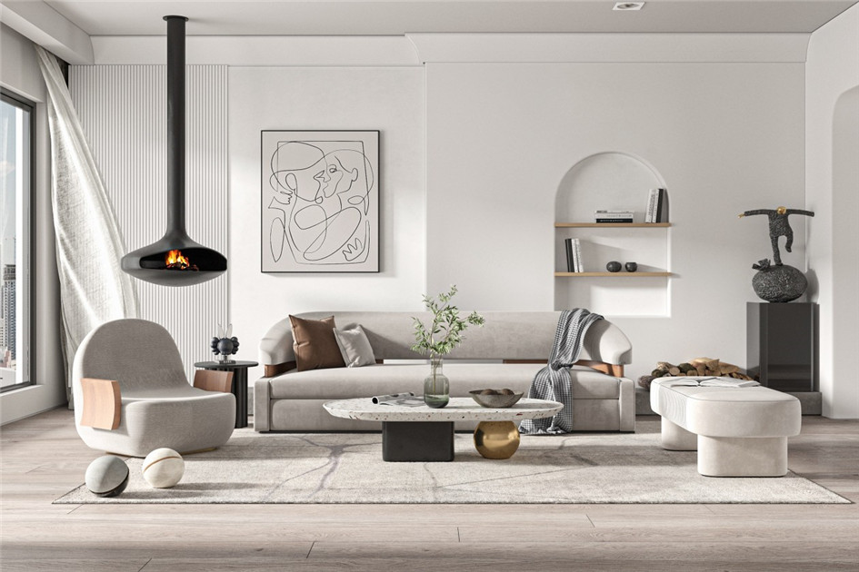 怎么设计客厅