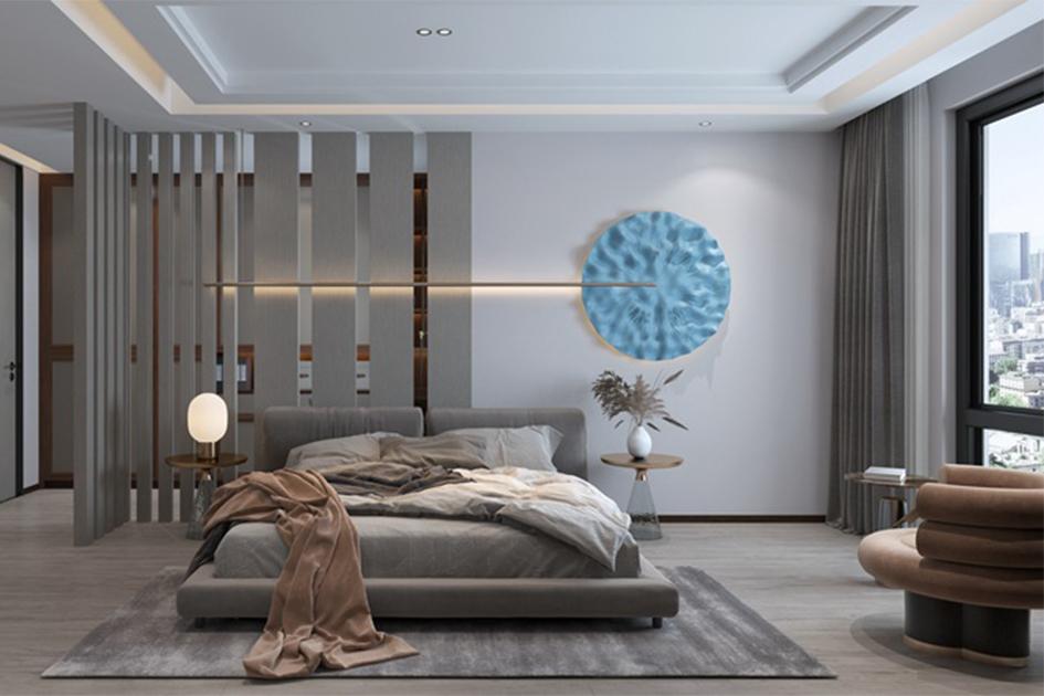 卧室软装风格