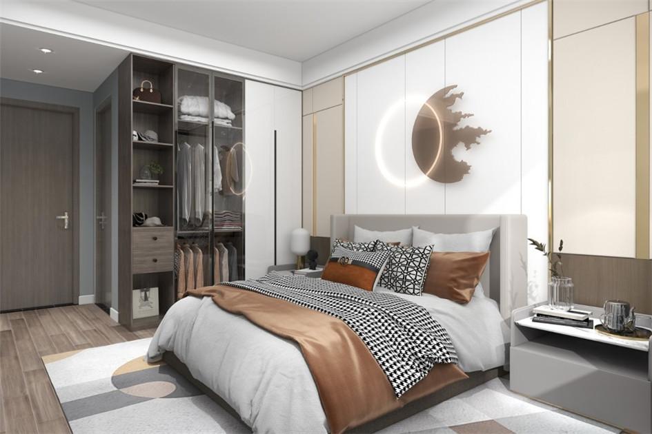 卧室衣柜设计