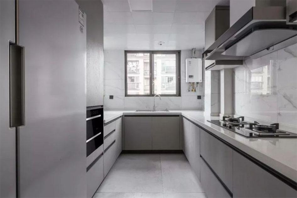 厨房翻新多少钱