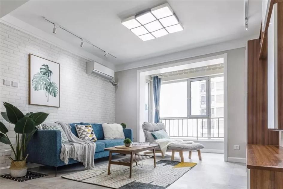 客厅装修瓷砖颜色