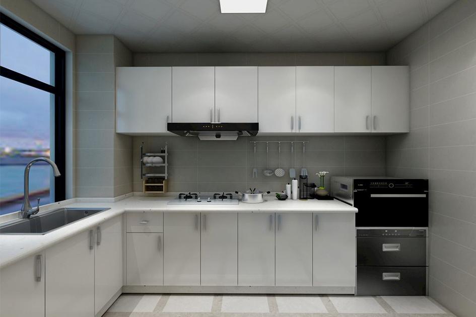 如何装修厨房