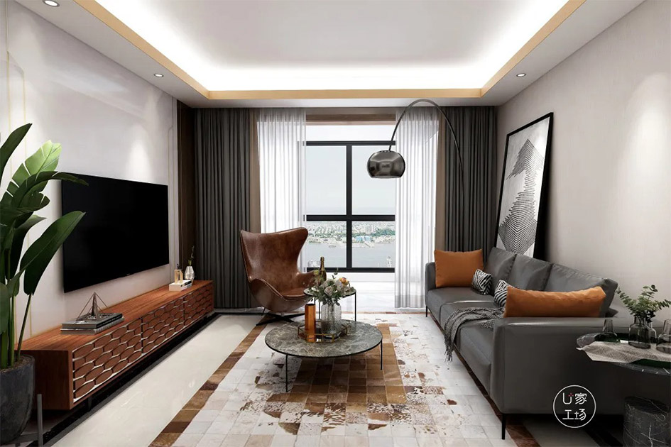 小客厅怎么布置