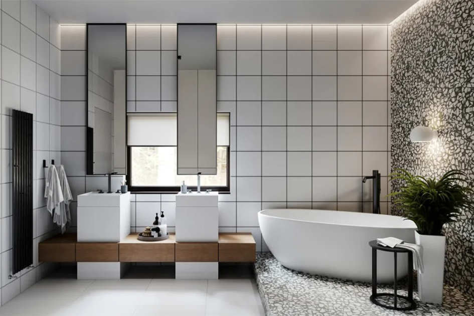 卫生间用什么瓷砖