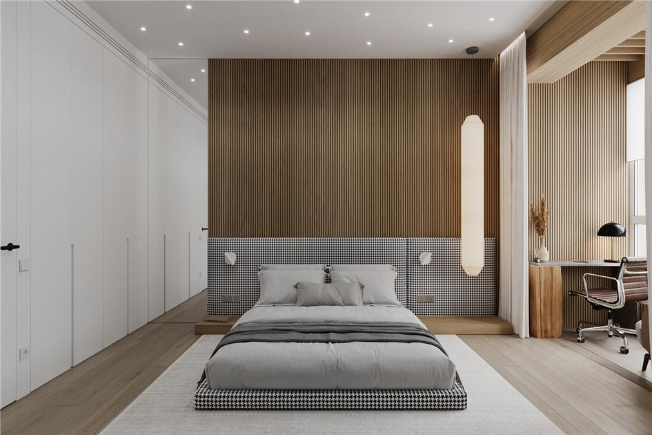 卧室背景墙怎么装修
