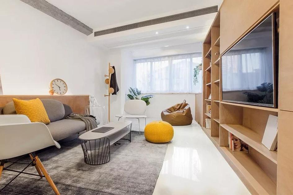 现代客厅装修