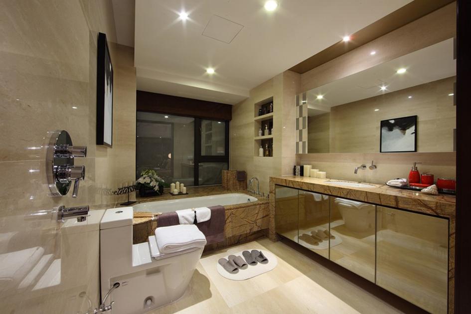 卫生间装修用什么瓷砖
