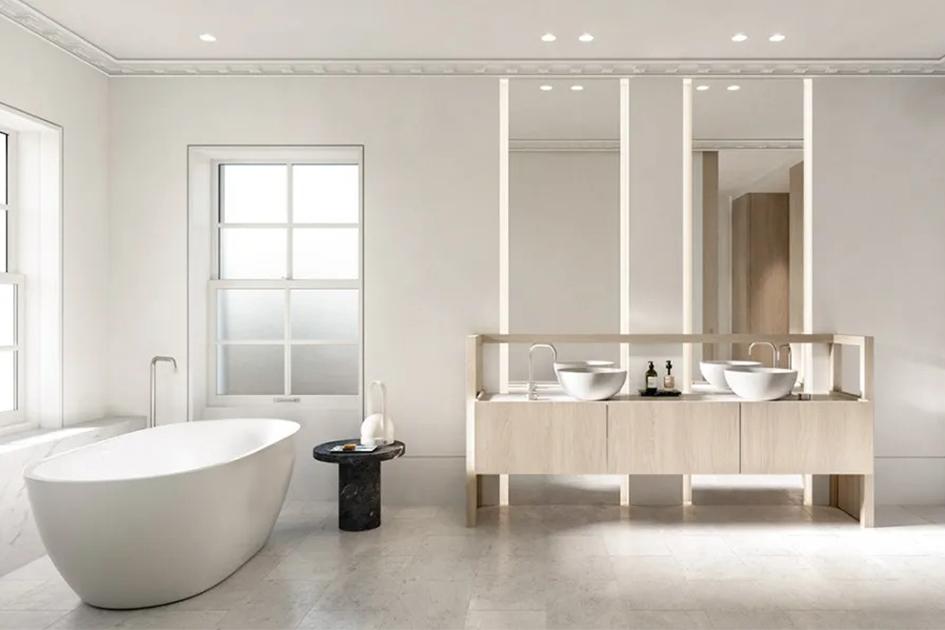 卫生间装修瓷砖搭配