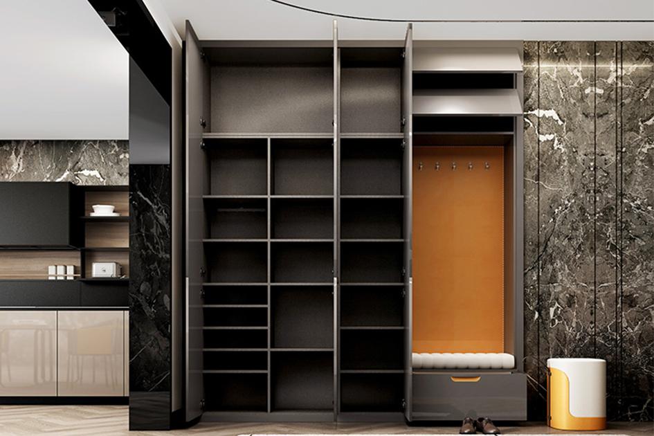 什么是开放式衣柜