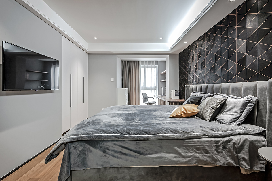 卧室墙的颜色