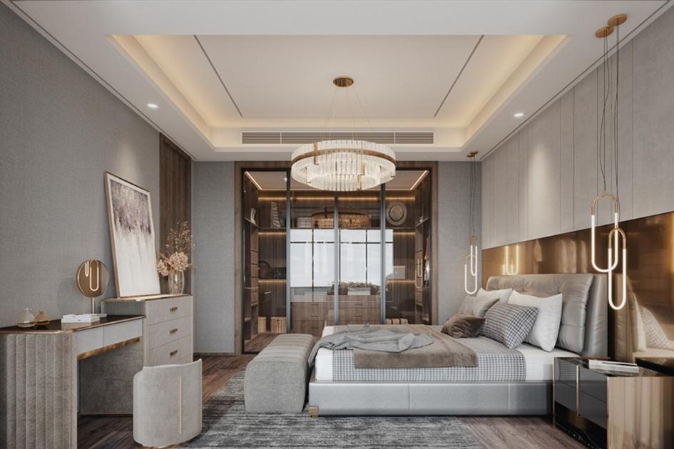 卧室墙什么颜色好
