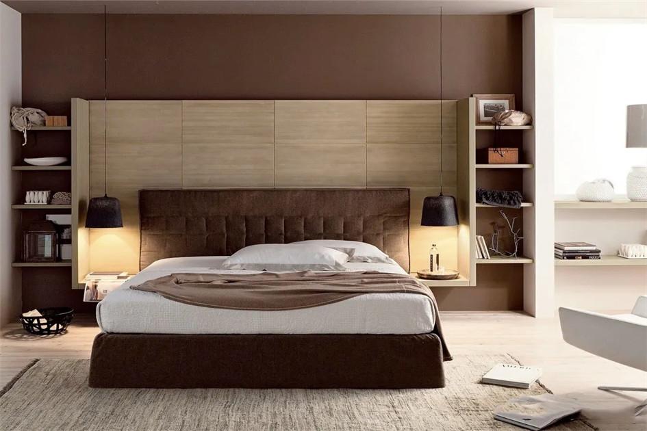 卧室墙颜色搭配