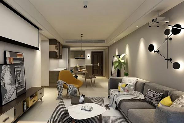 装修客厅用地板还是瓷砖