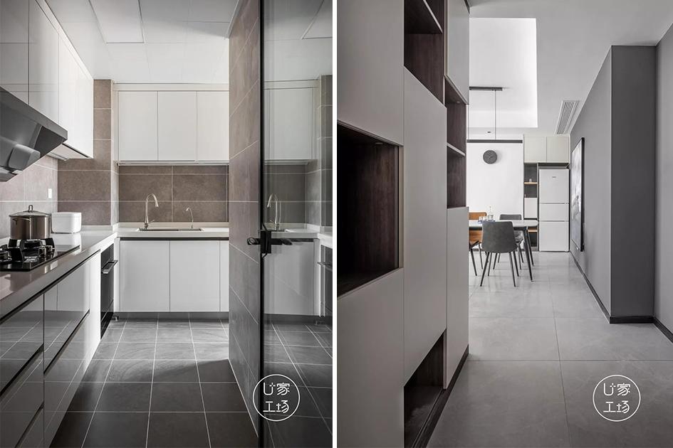 小厨房怎么利用空间
