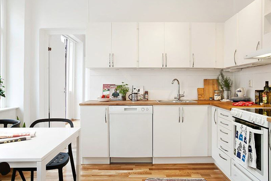 开放式厨房如何装修