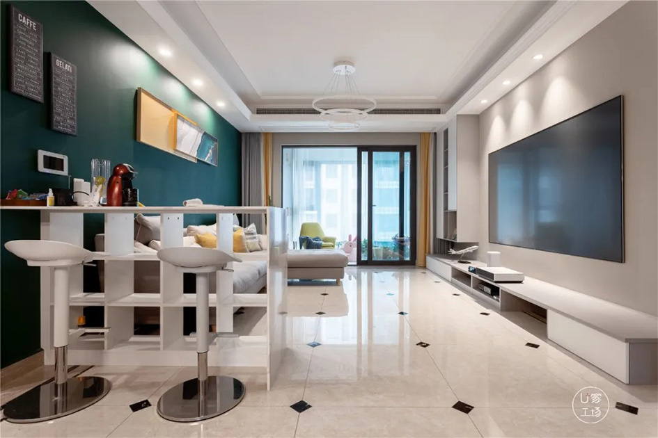客厅装修用什么瓷砖