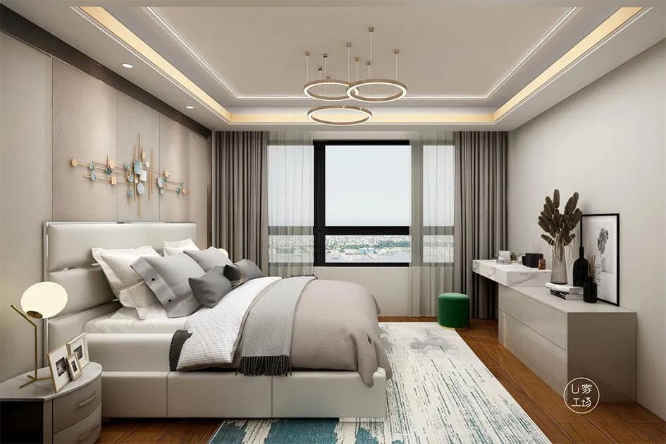 卧室用什么颜色的地板