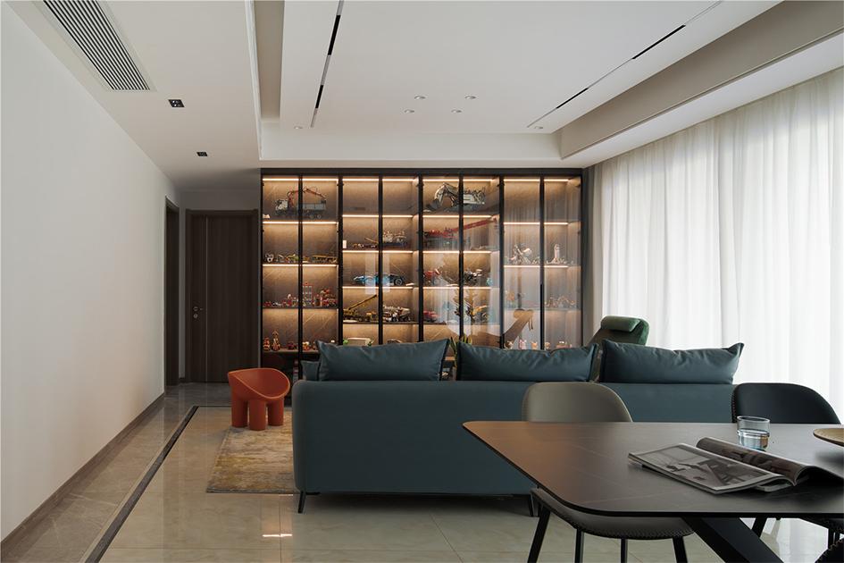 如何设计客厅