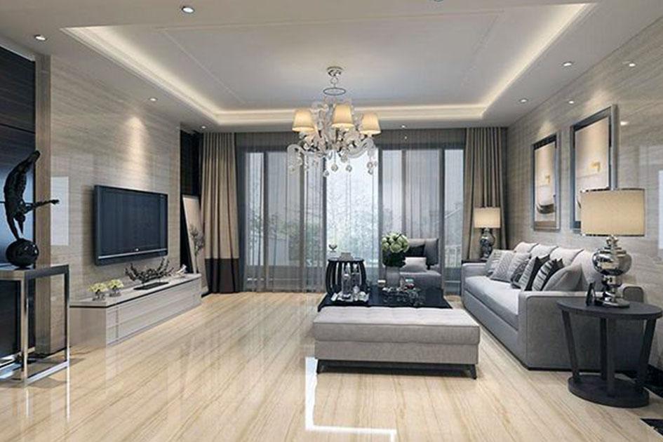 客厅地砖颜色怎么选