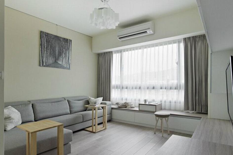 小户型客厅装修设计