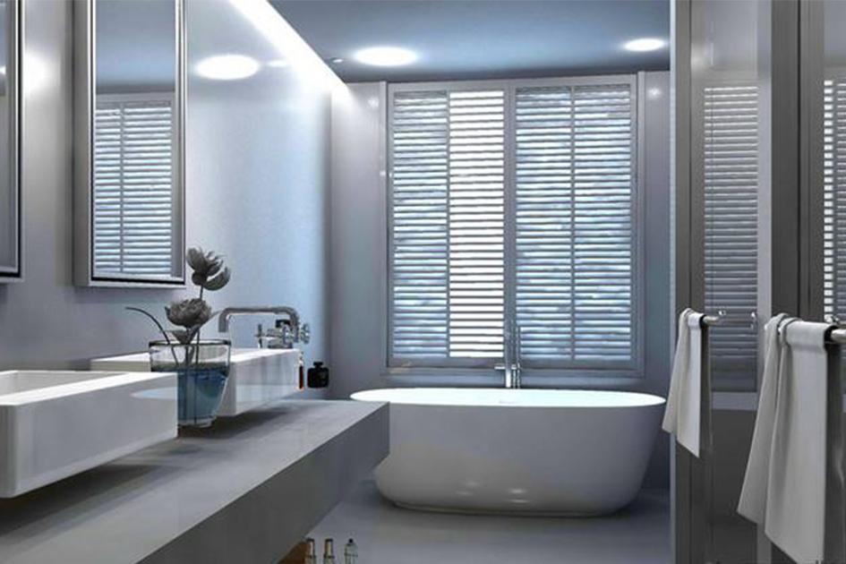 卫浴间装饰设计